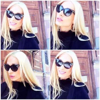 Argenteuil : Blonde pour grand amour
