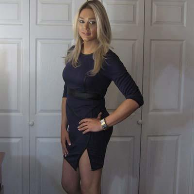 Blonde mi-trentaine câline sur Lyon
